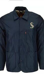 NWT, Levi's MLB Mariners Coat